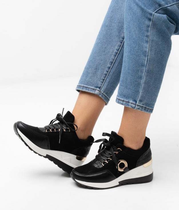 Sneakers BRANDI - NERO