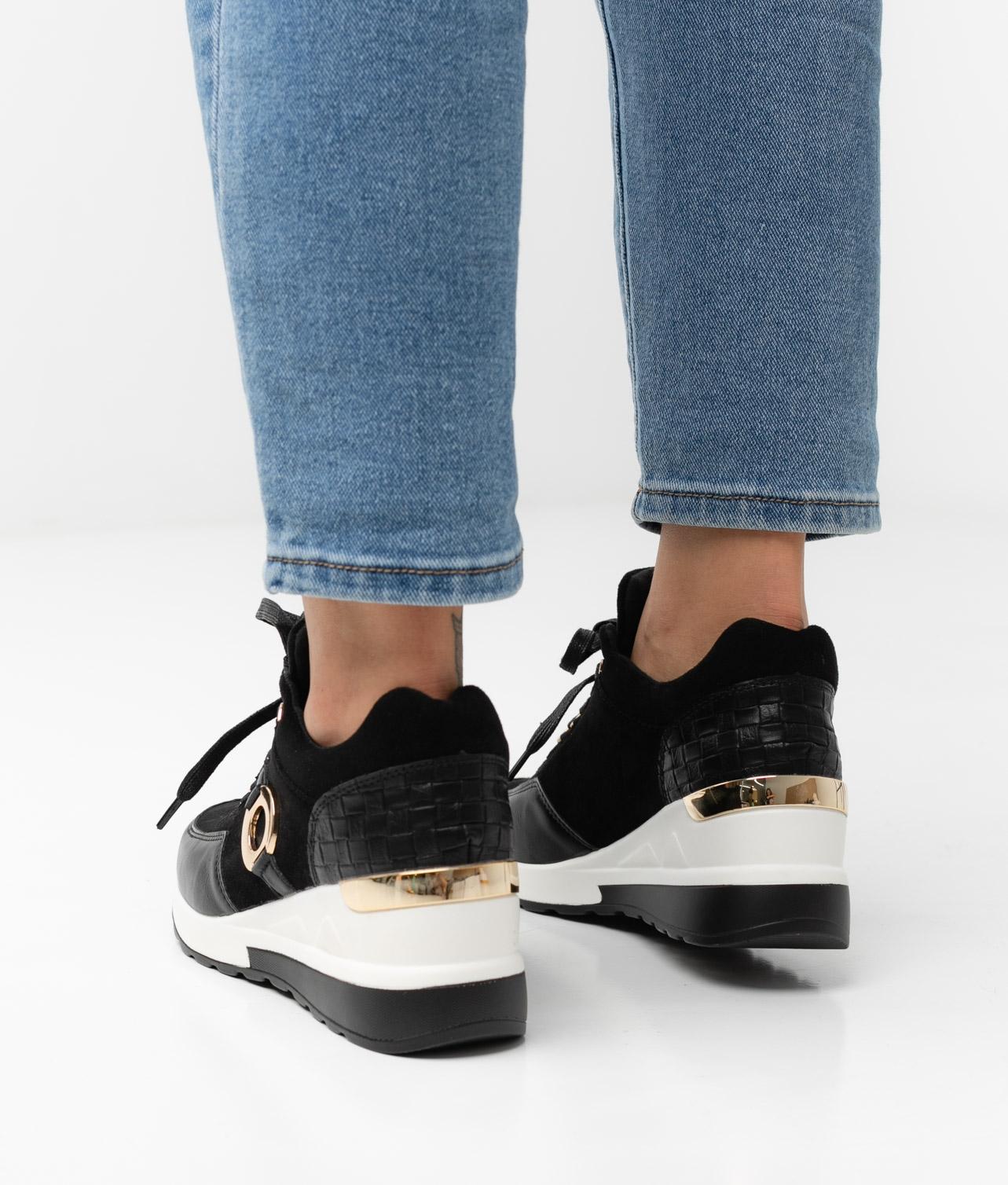 Sneakers BRANDI - BLACK