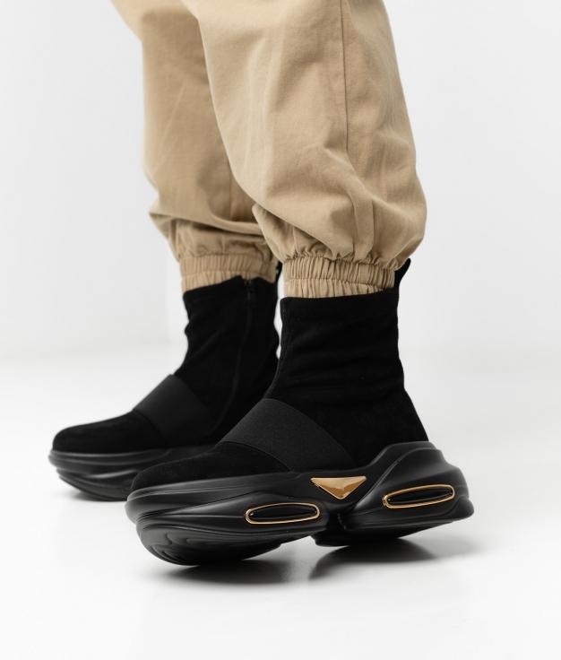 Sneakers Penda - Preto