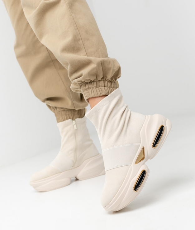 Sneakers Penda - Bege