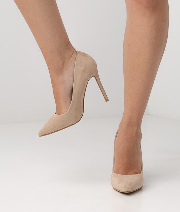 Zapato de Tacón CALNY - BEIGE