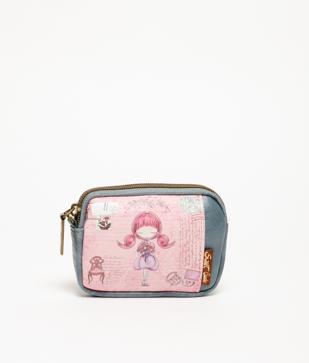 Daiana Sweet Candy Wallet - A