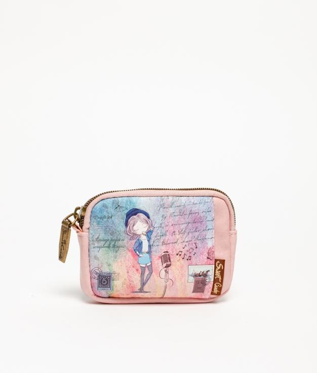 Daiana Sweet Candy Wallet - D