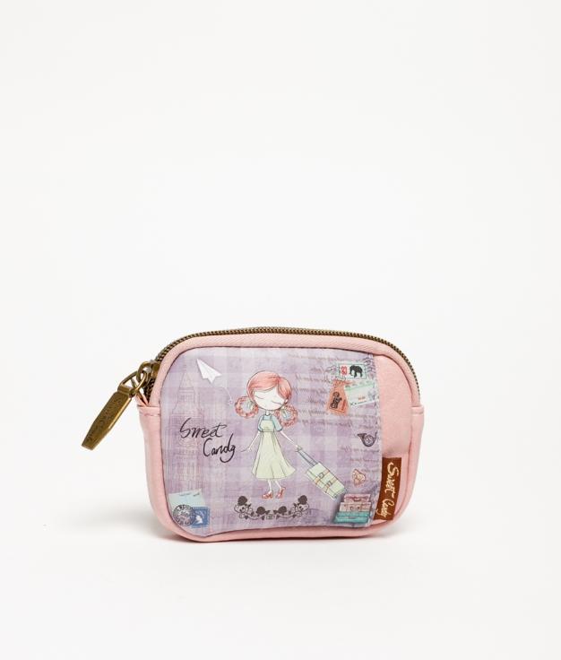 Daiana Sweet Candy Wallet - C