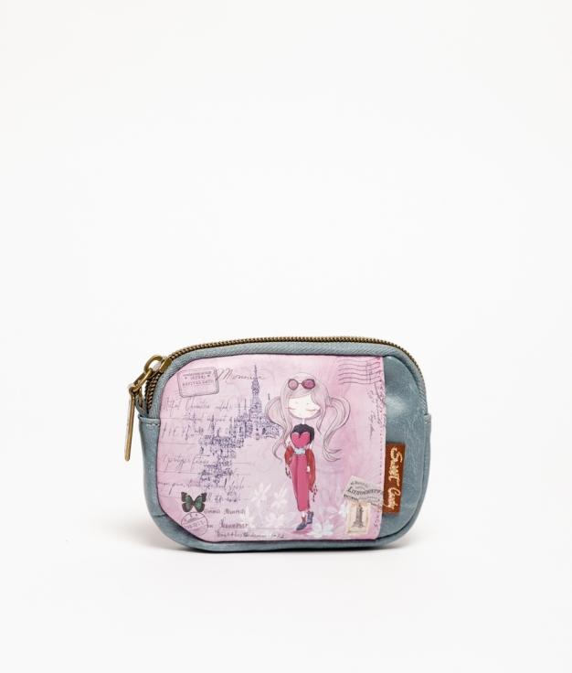 Daiana Sweet Candy Wallet - B
