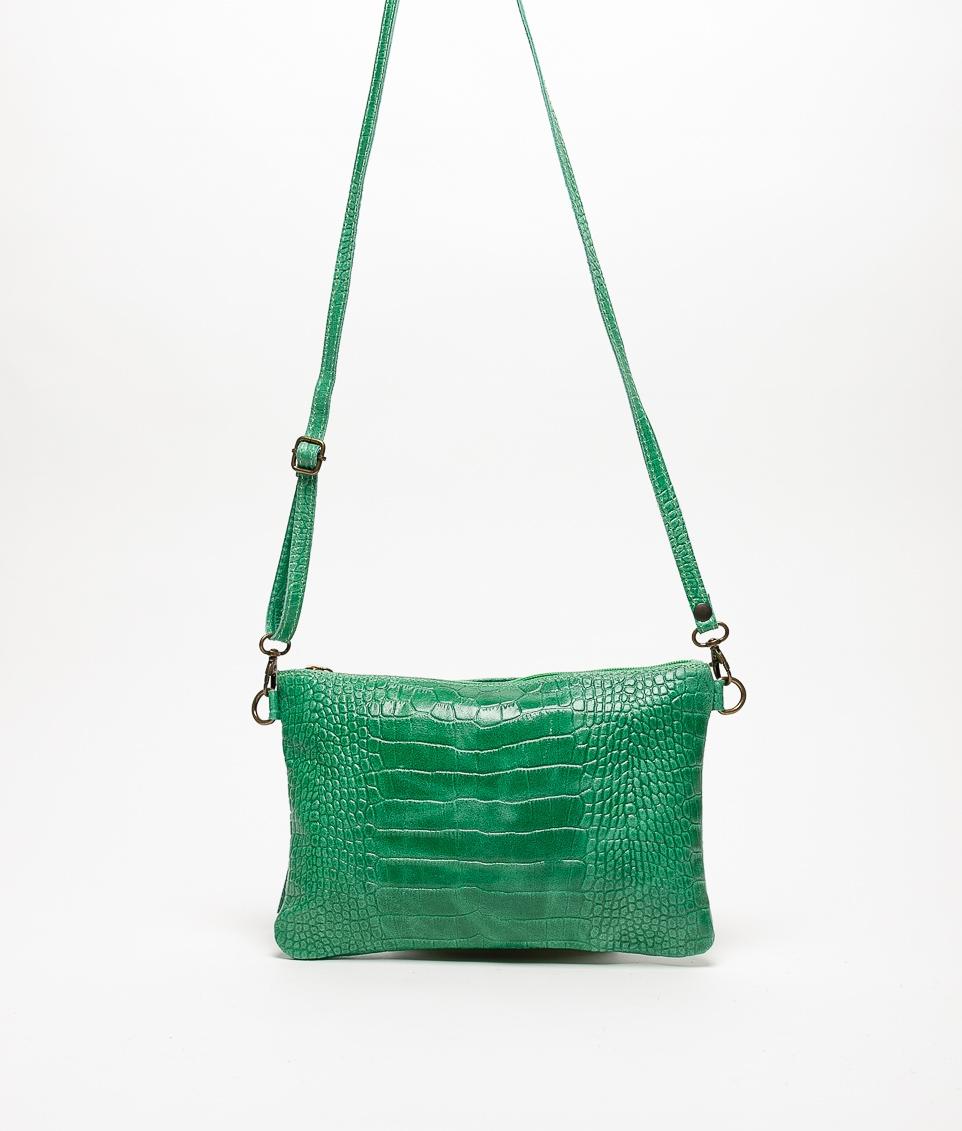 COCO WALLET - GRASS GREEN