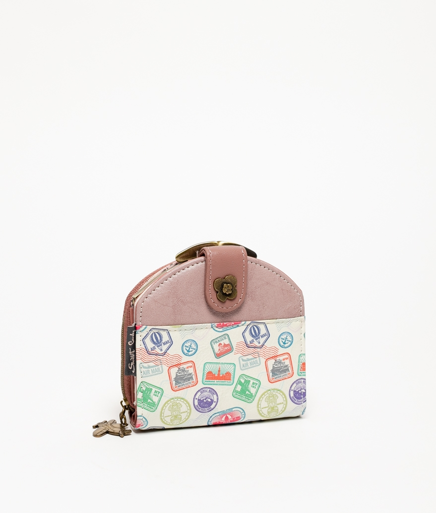 Canada Sweet Candy Wallet - B