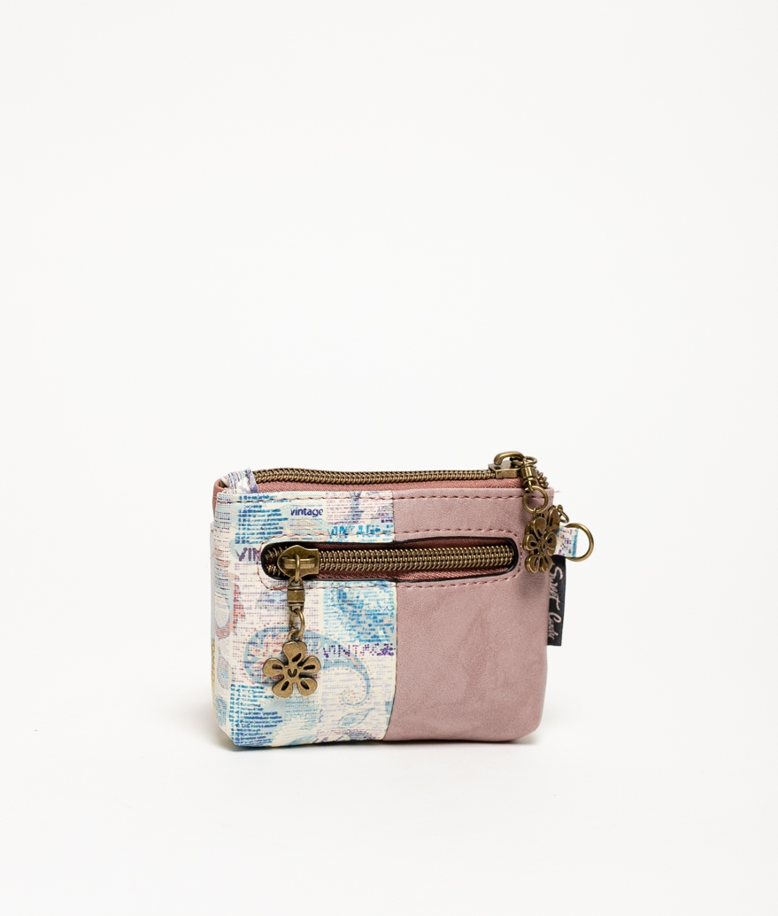 Alba Sweet Candy Wallet - Pink