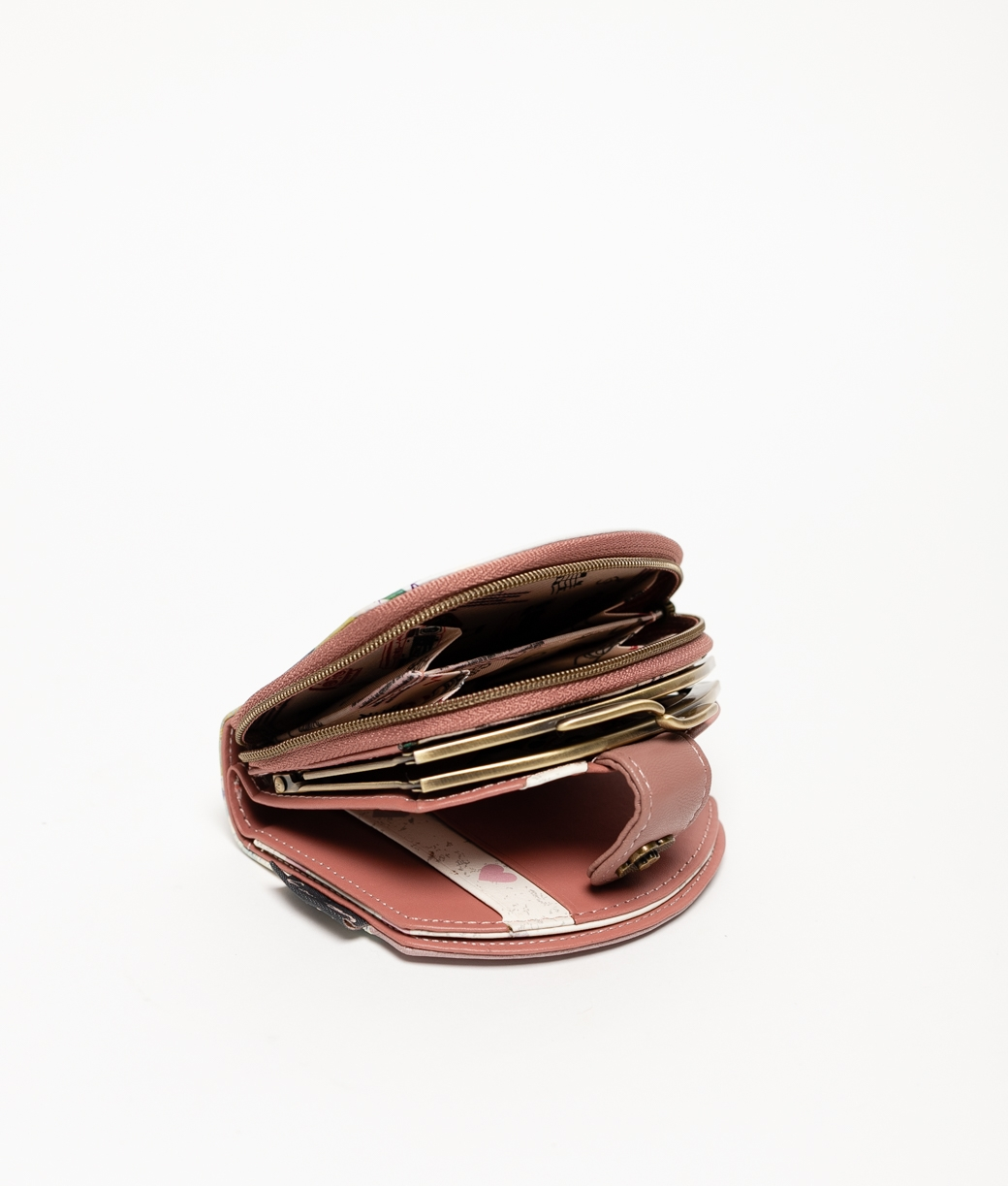 Canada Sweet Candy Wallet - A