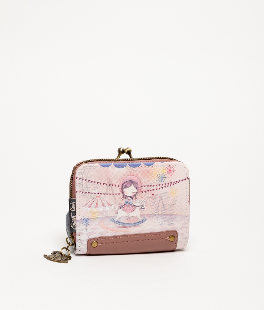 Yolanda Sweet Candy Wallet - A