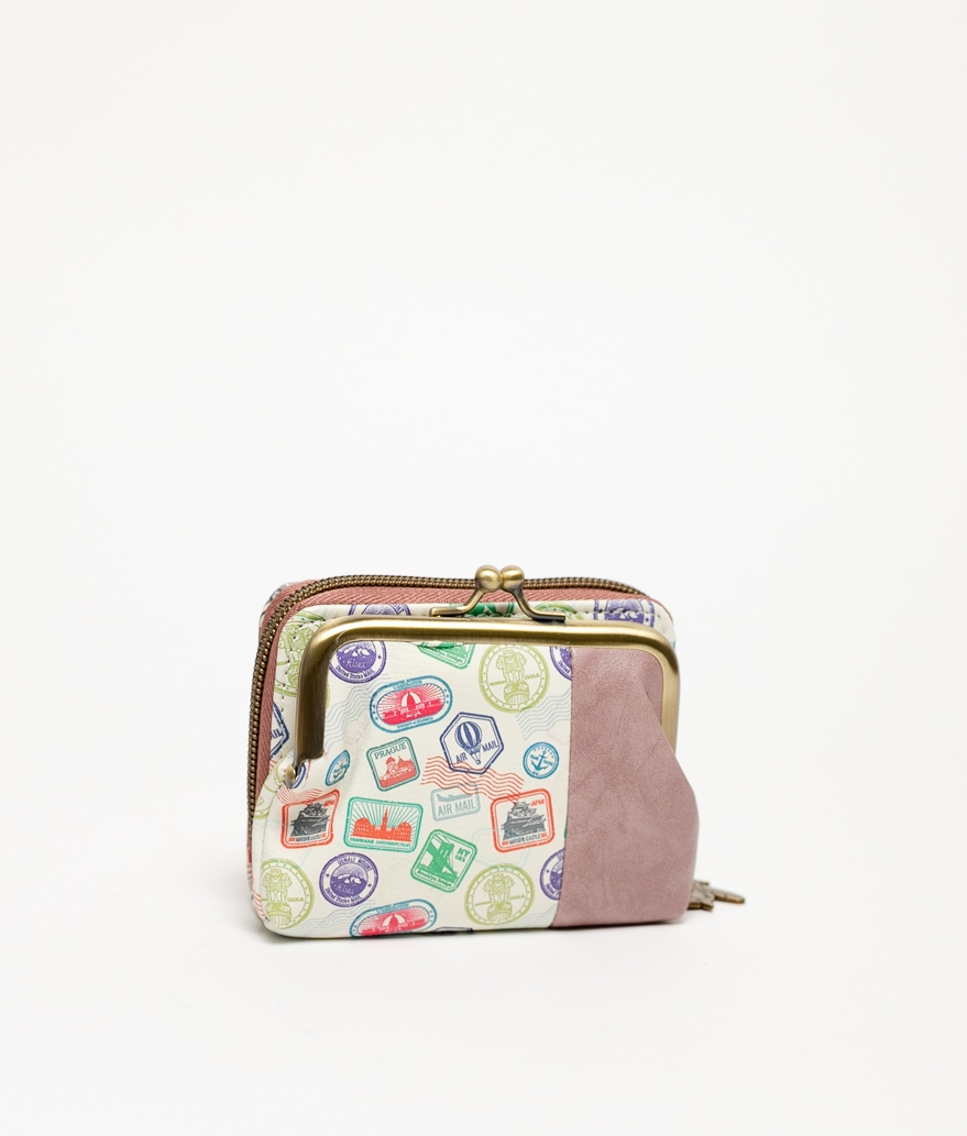 Yolanda Sweet Candy Wallet - B