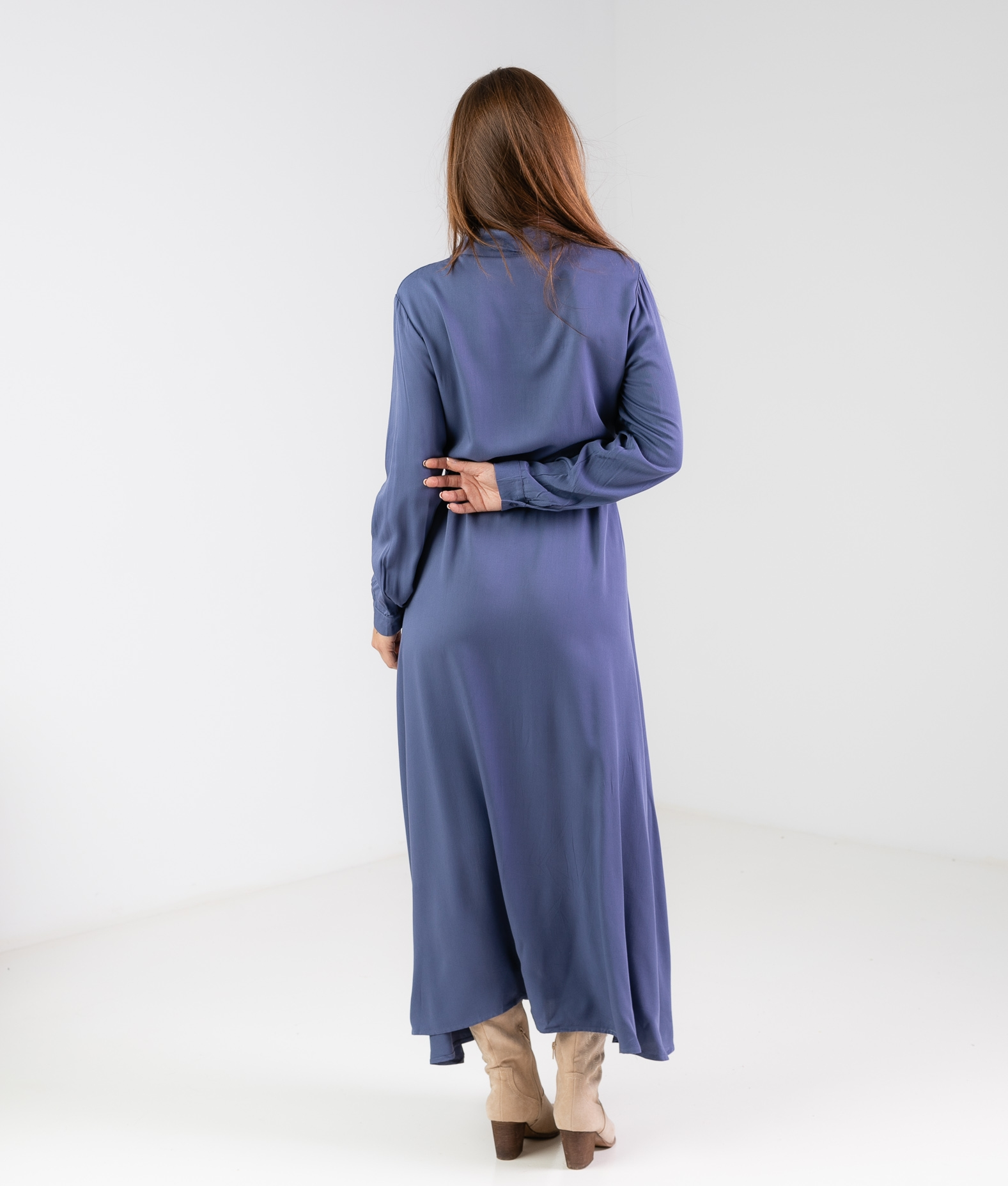 Dress Texon - Blue Denim