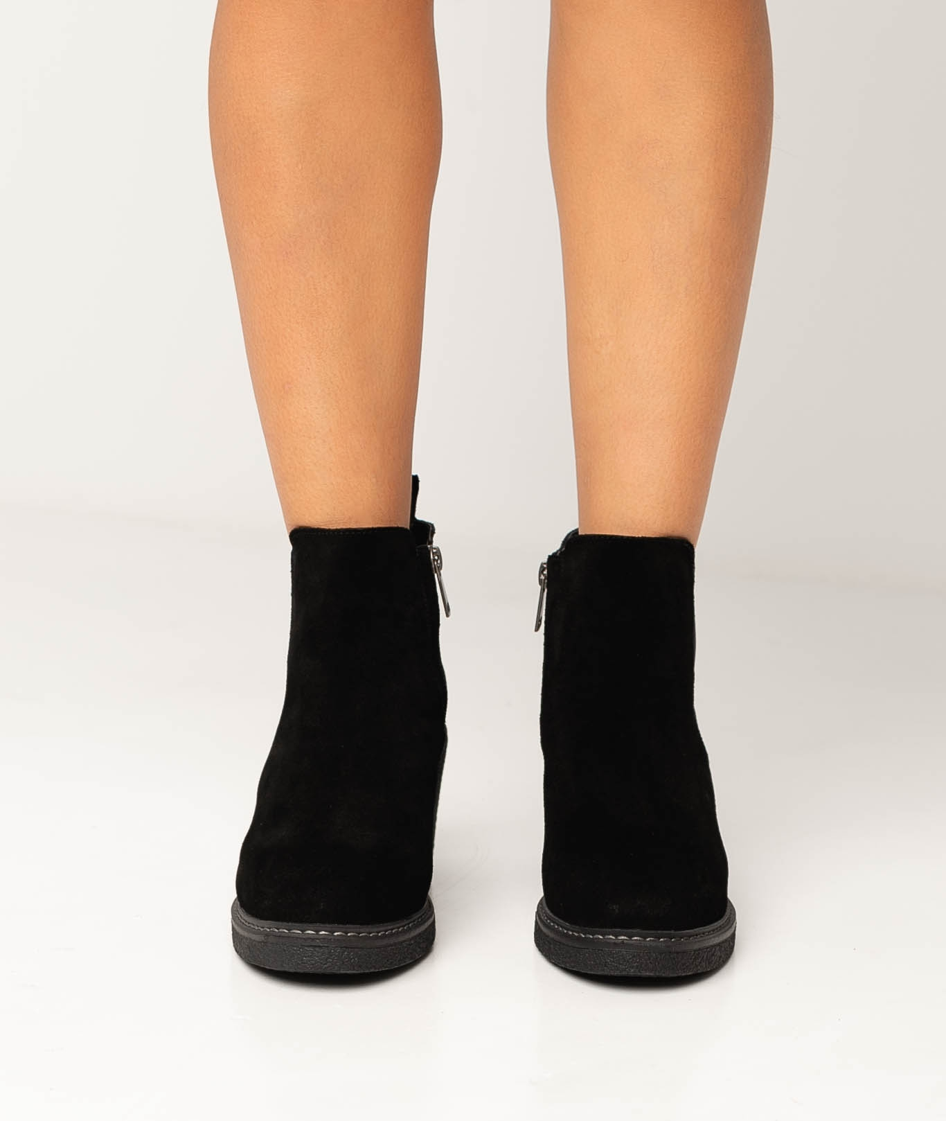 MELOR LOW BOOT - BLACK