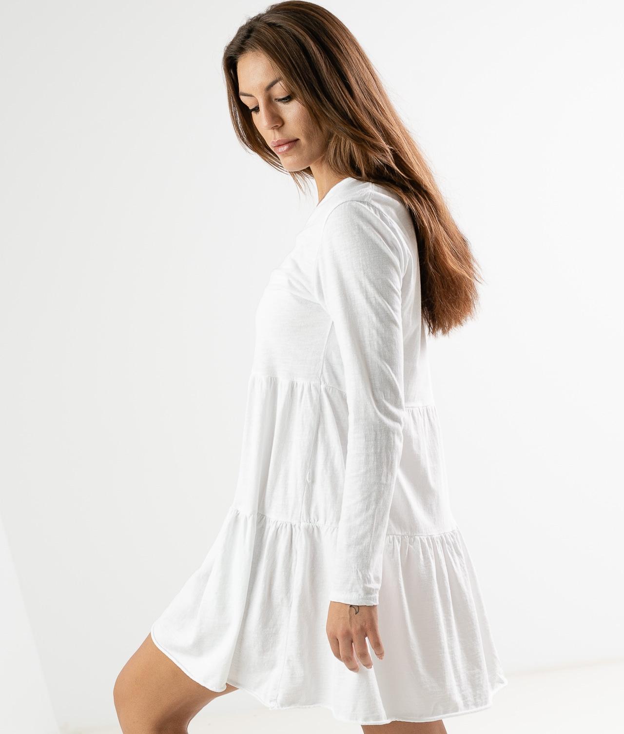 CIMERA DRESS - WHITE