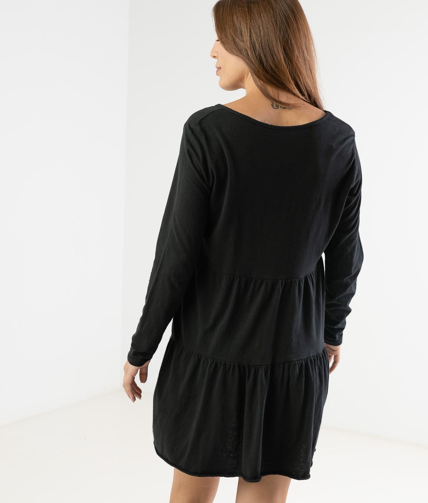 CIMERA DRESS - BLACK