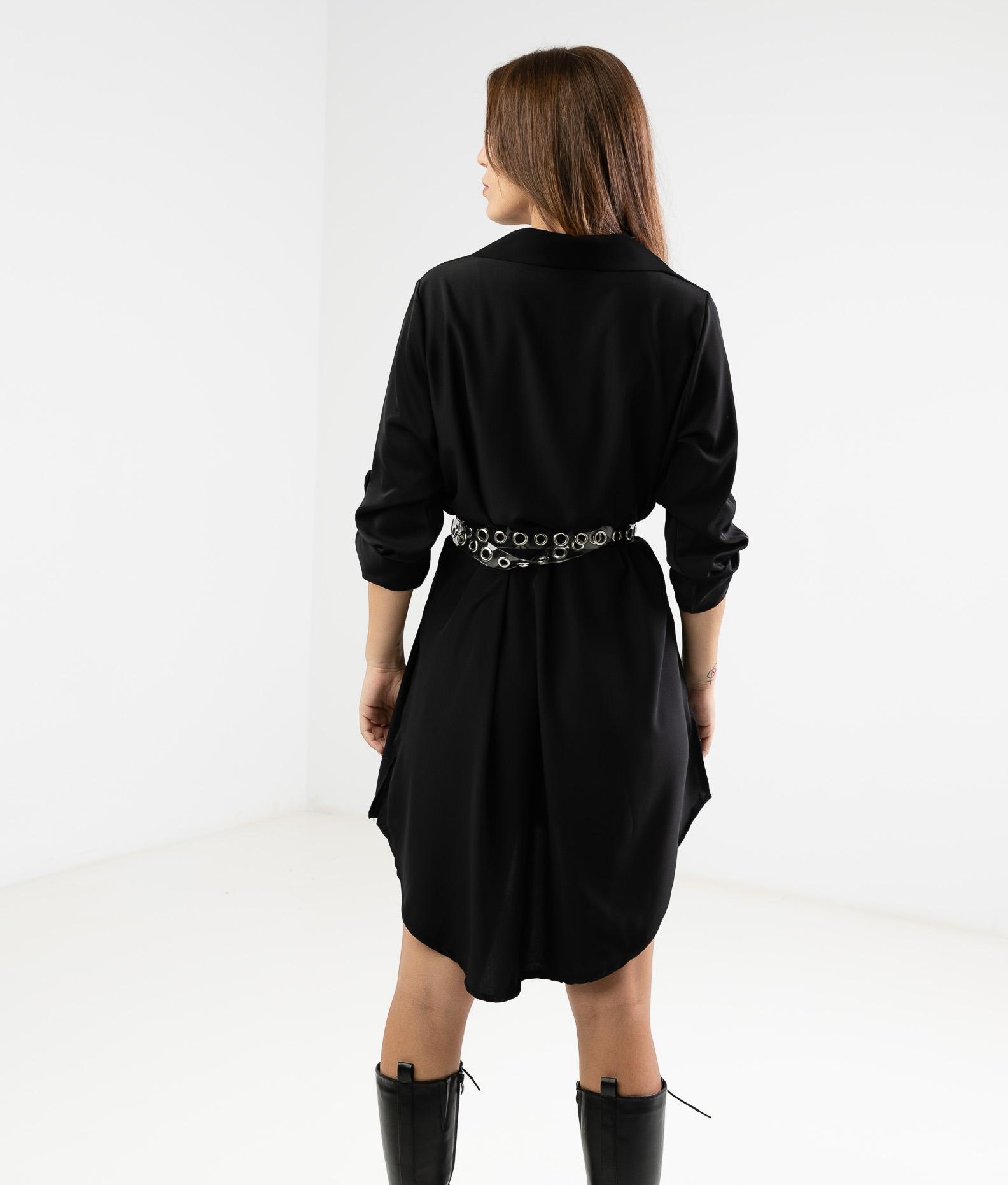 VIMALA DRESS - BLACK
