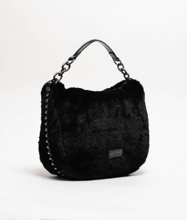 PELTY BAG - BLACK