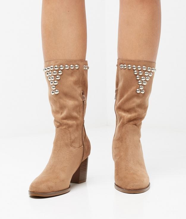 Dundy Boot - Camel