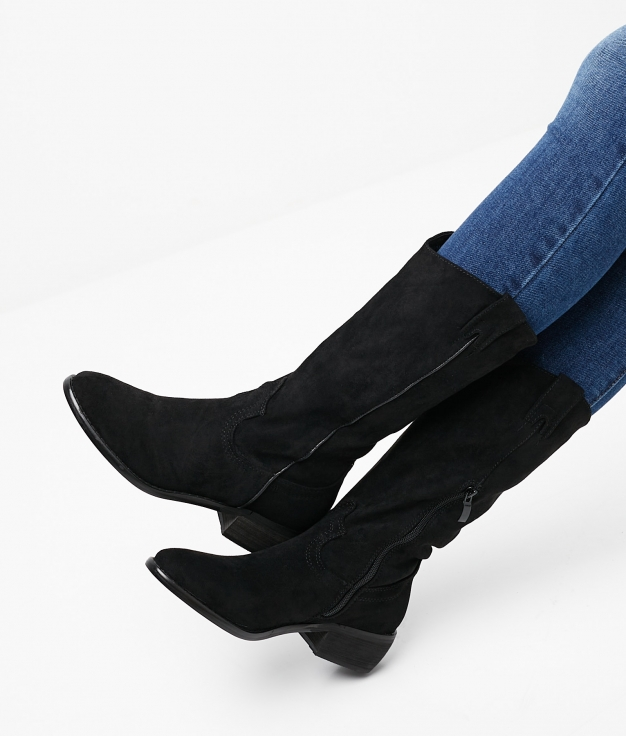 Boot Kanda - Black