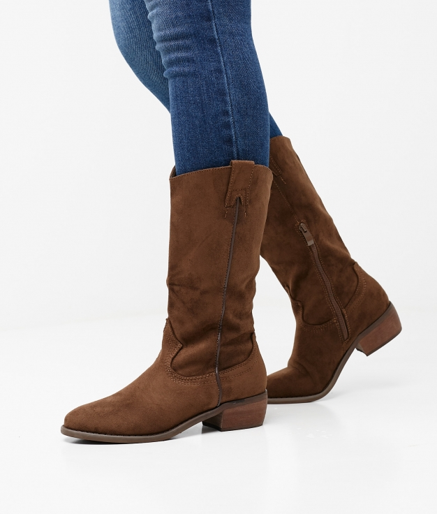 Boot Kanda - Brown