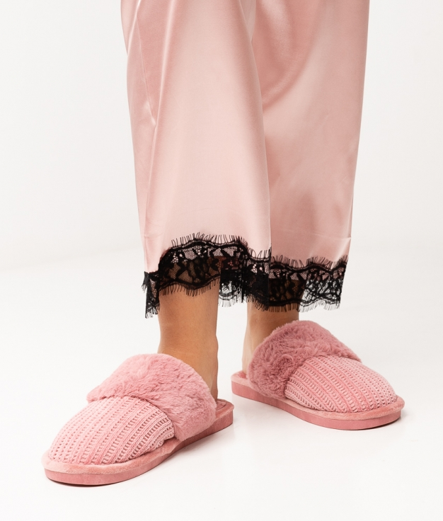 DIMAS SLIPPERS - PINK