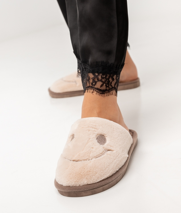 JAPY SLIPPERS - BEIGE