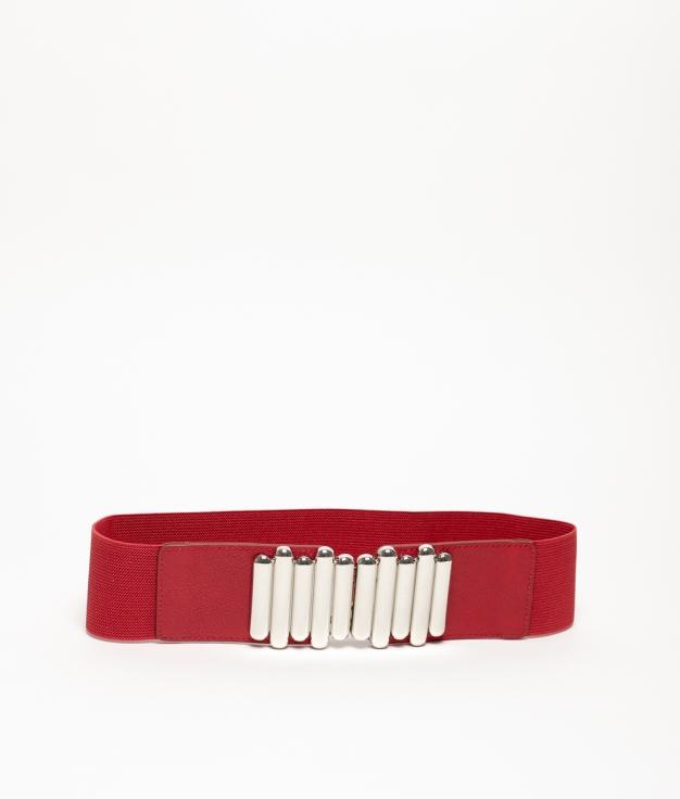 FIAMA ELASTIC BELT - RED