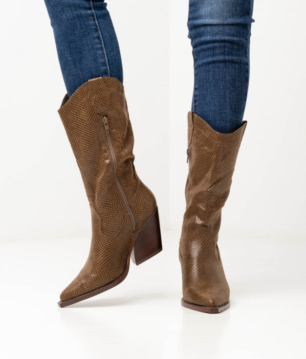 Boot Golit - Green