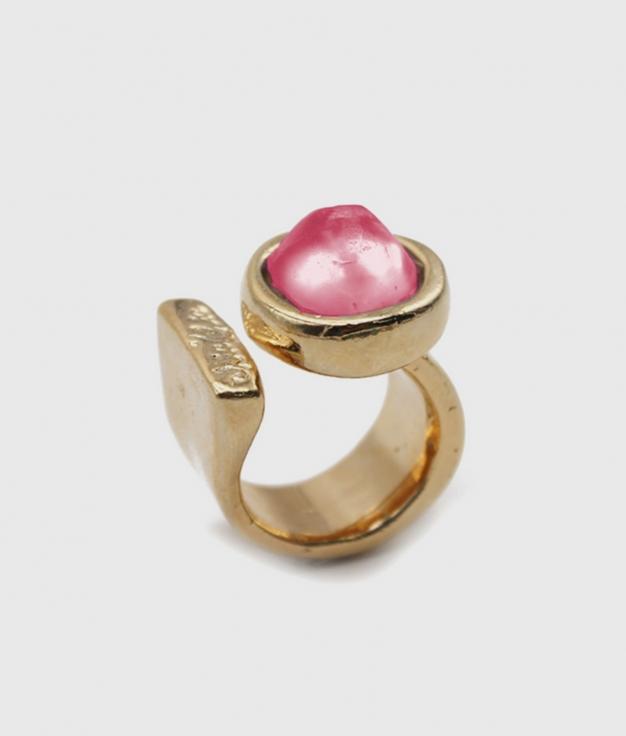 REIKI ORO ring - rose