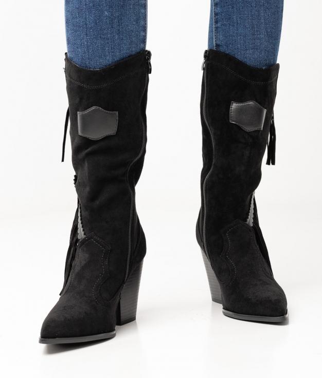 ANISA BOOT - BLACK