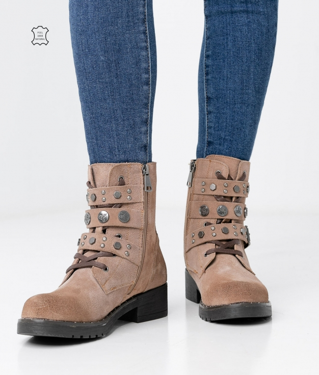 Boot Peria - Taupe