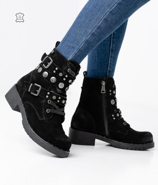 Boot Peria - Black
