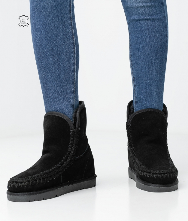 Kera Low Boot - Black