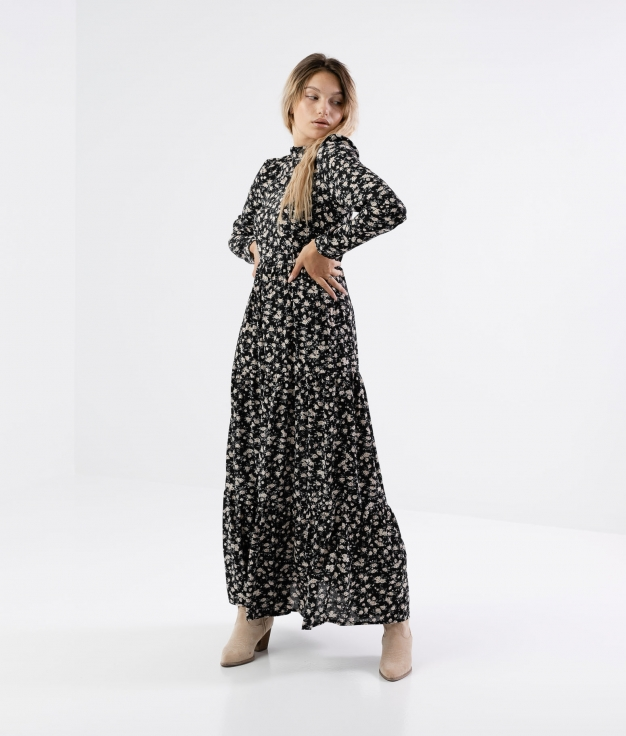 Robe Agaro - Noir