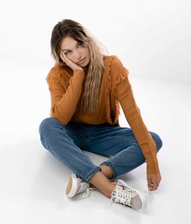 Sweater Veroa - Camel