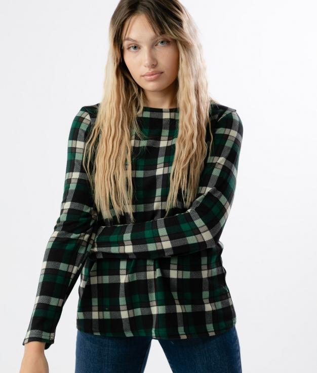 T-shirt Kilt - Green