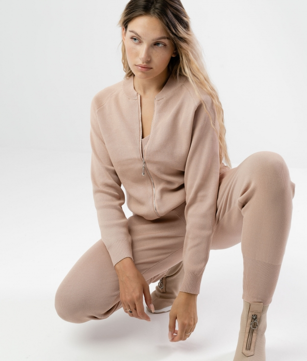 TESEO OUTFIT - BEIGE