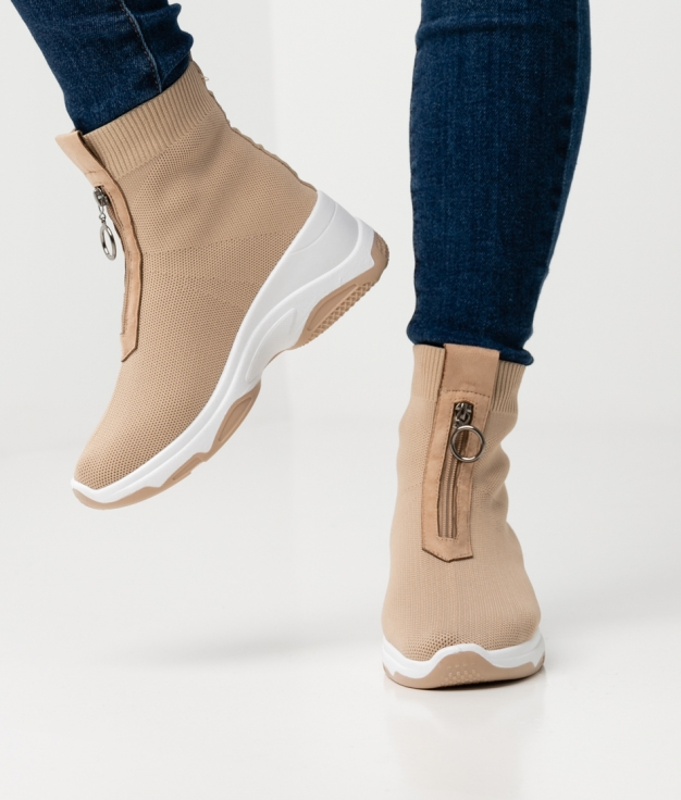 Sneakers Rapide - Beige