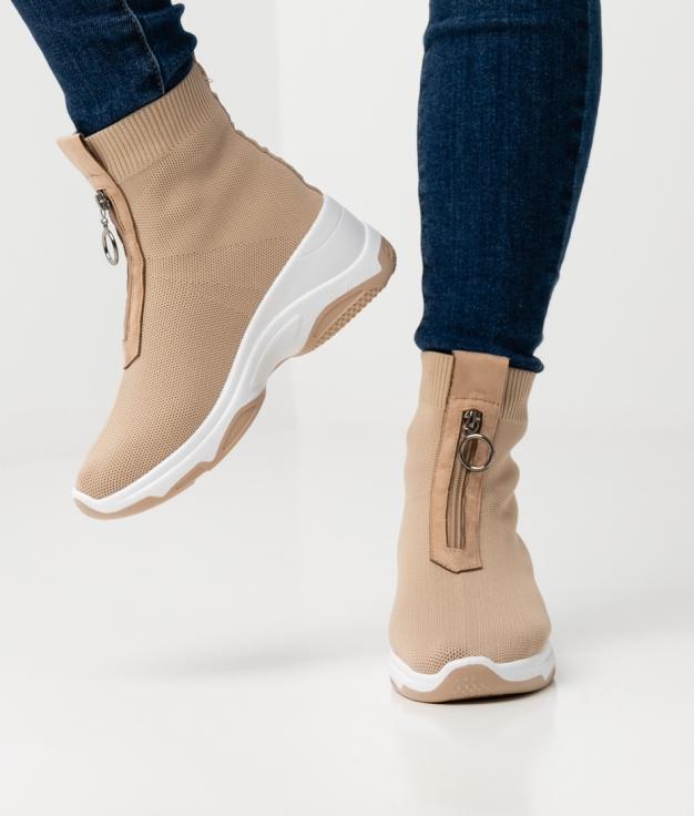 Sneakers Rapide - Bege
