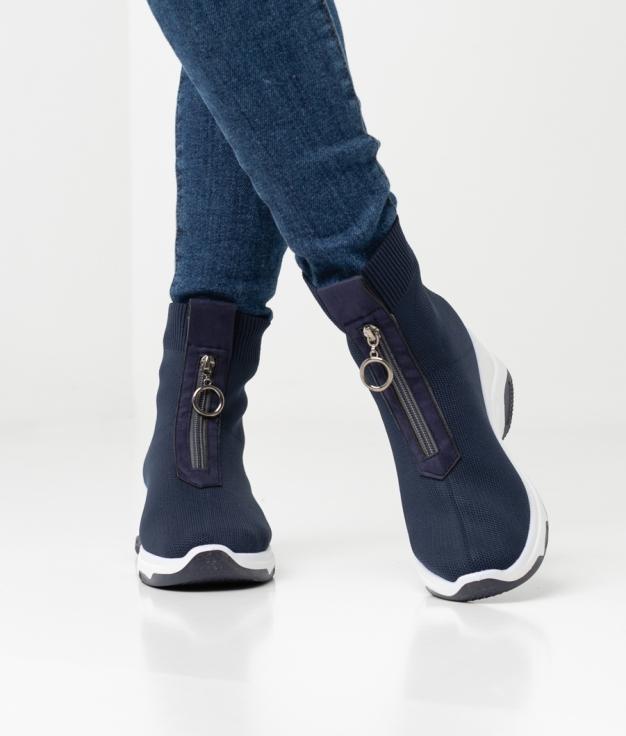 Sneakers Rapide - Marino