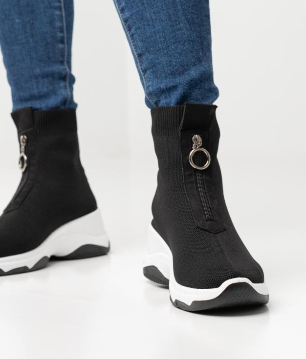 Sneakers Rapide - preto