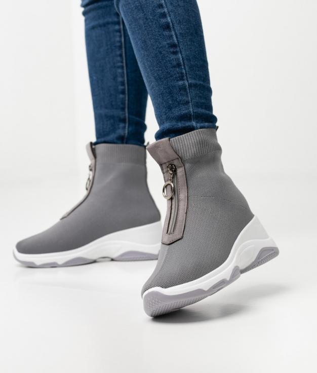 Sneakers Rapide - gris