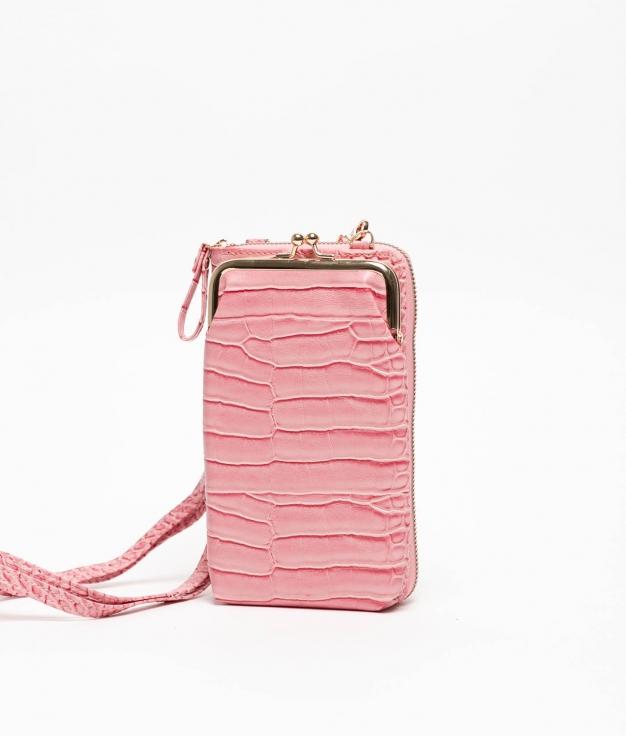 Wallet Mobile Holder Galapa - Gray