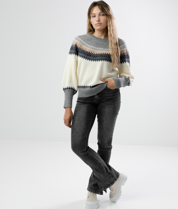 JEANS SILAS - NEGRO
