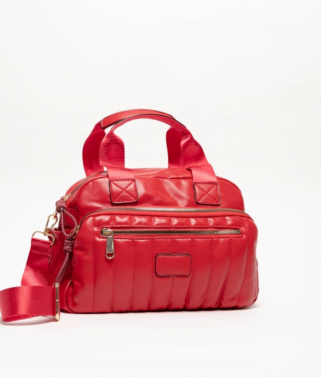 VERNAZZA BAG - RED