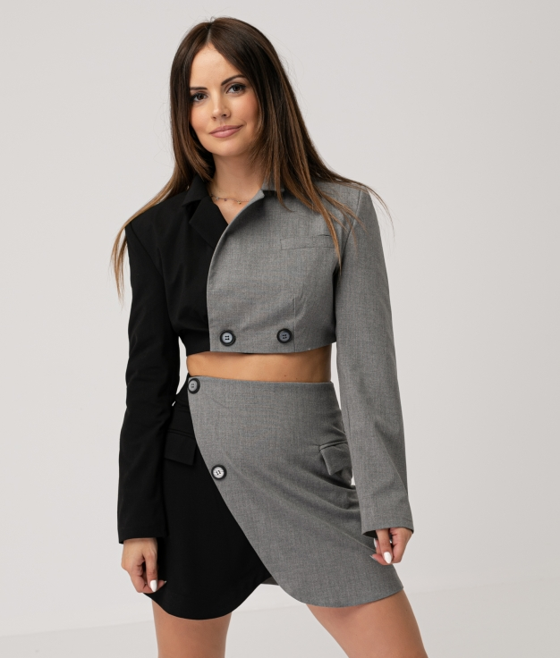 FLAMERE OUTFIT - BLACK