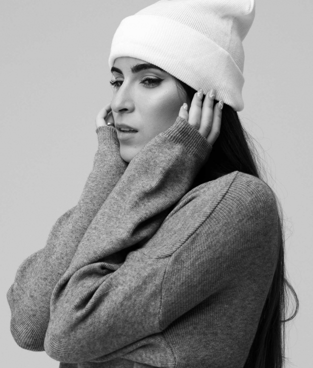 PLANET HAT - WHITE