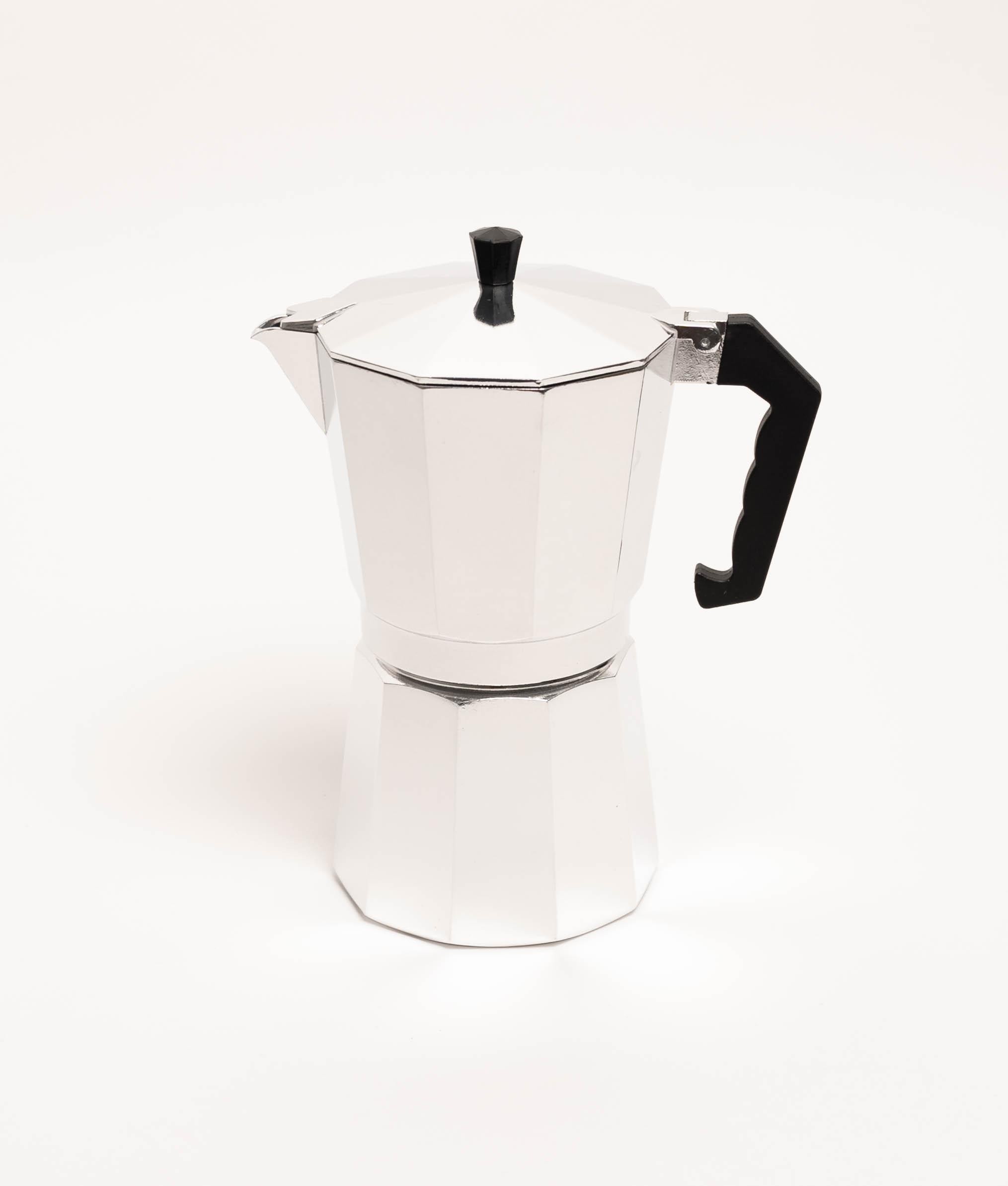 CAFETERA MAKER - PLATA