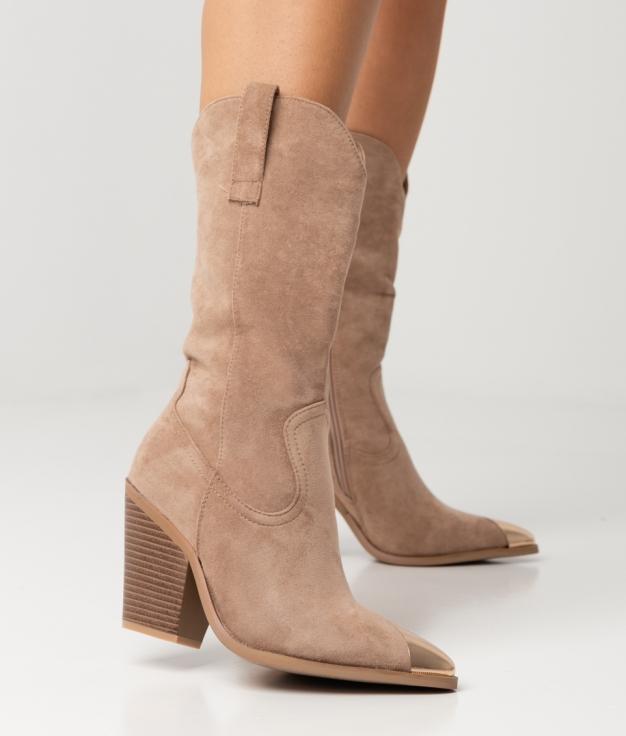 Arila Boot - Khaki