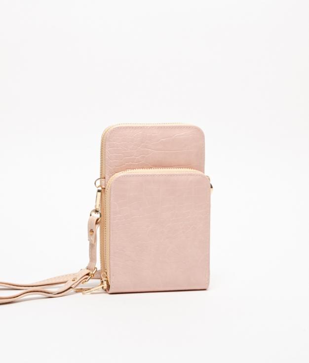 Wallet Mobile Holder Famatina - Pink